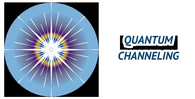 quantum channeling logo